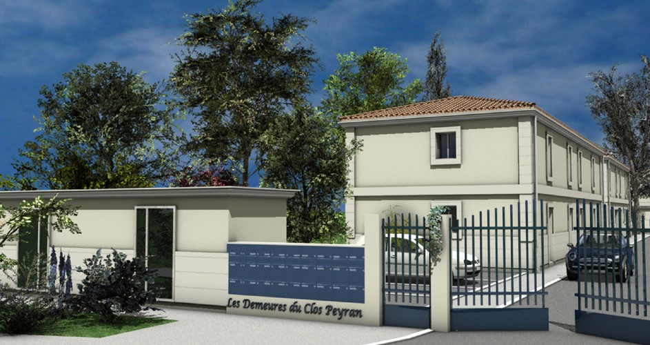 Investissement programme immobilier Pessac