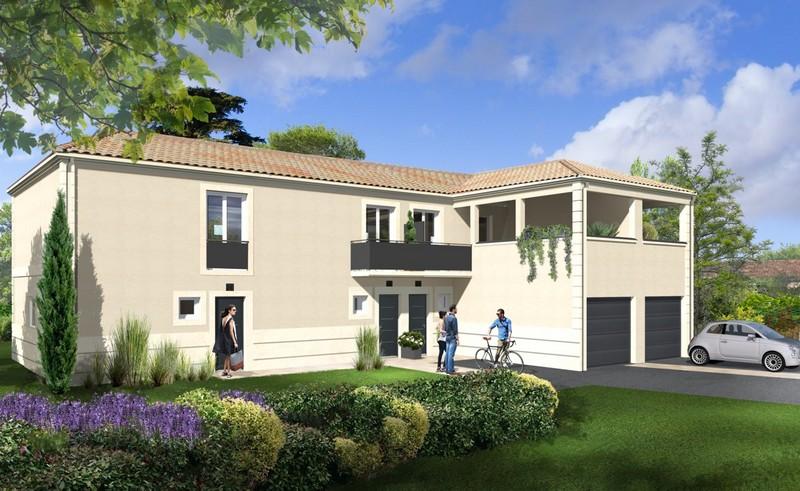 M rignac appartement maison domaine san martin for Achat maison merignac