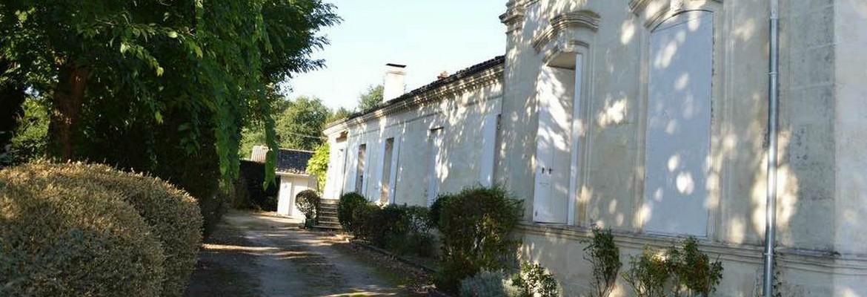 Vue latérale de la Chartreuse - Villenave d'Ornon